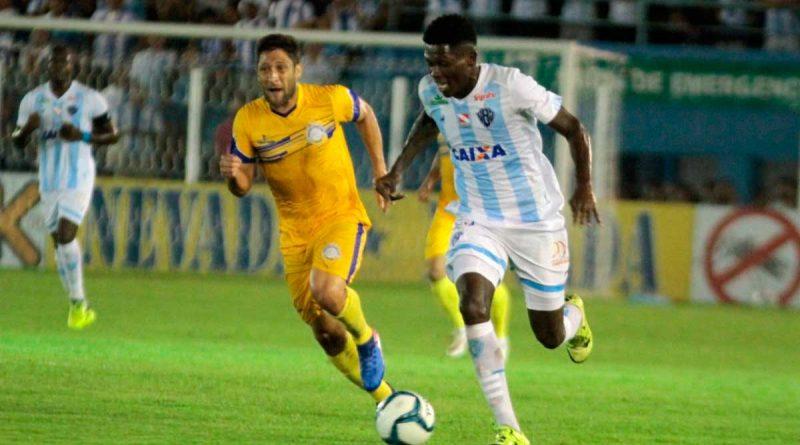 Interporto é goleado em Belém pelo Paysandu e se despede da Copa Verde